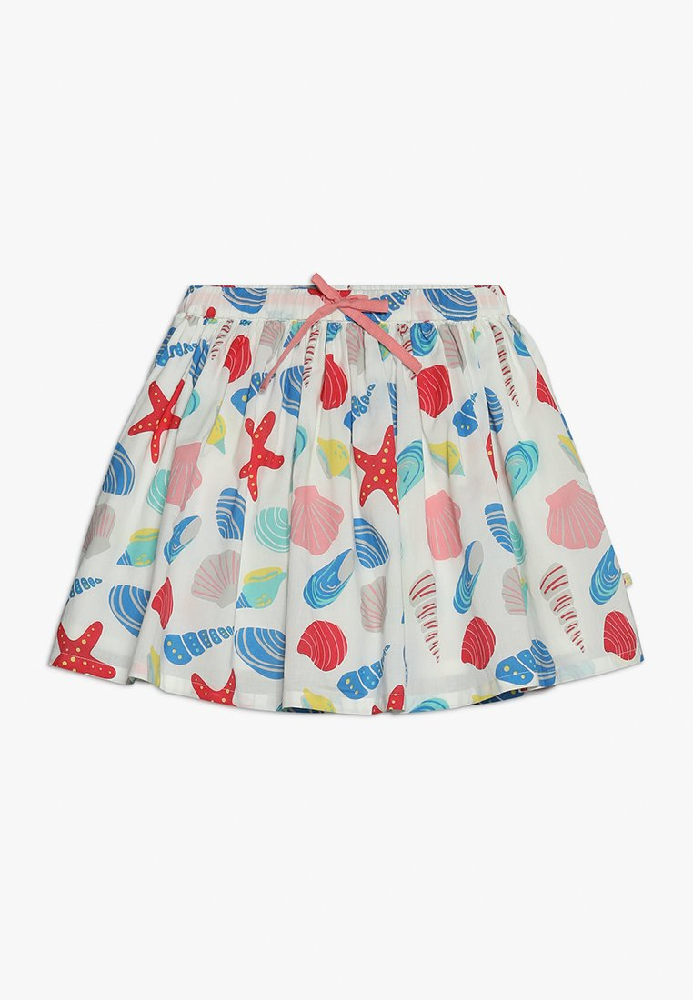 Frugi - KIDS FIONA FULL SKIRT - A-Linien-Rock - white/multicolor