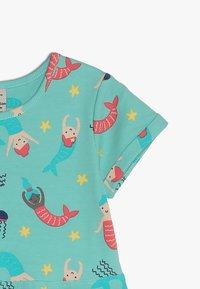Frugi - LITTLE SPRING SKATER DRESS BABY - Jersey dress - mint - 3
