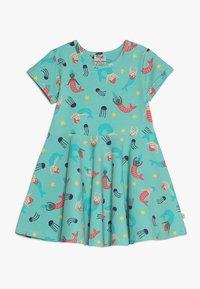 Frugi - LITTLE SPRING SKATER DRESS BABY - Jersey dress - mint - 0