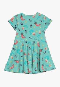 Frugi - LITTLE SPRING SKATER DRESS BABY - Jersey dress - mint - 1