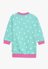 Frugi - ELOISE JUMPER DRESS - Day dress - topaz blue - 1