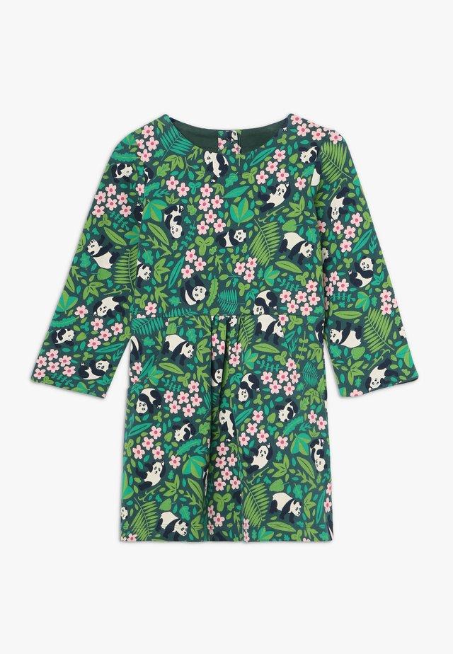 LULU JUMPER DRESS - Korte jurk - green
