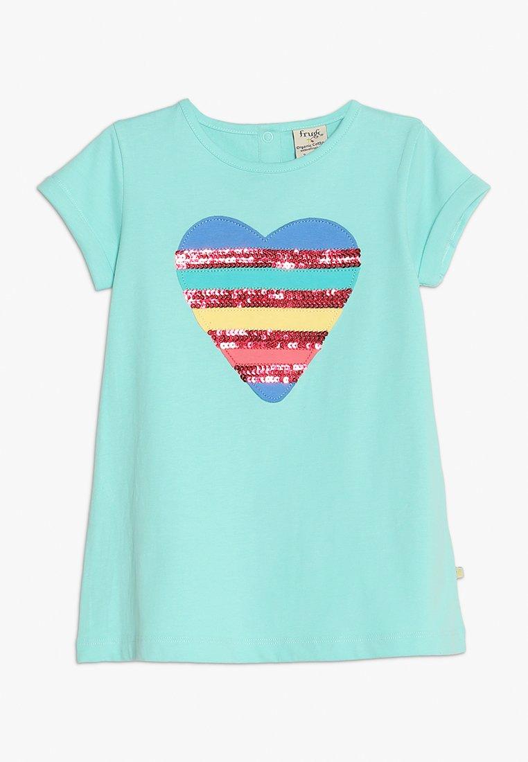 Frugi - KIDS SOPHIE SEQUIN APPLIQUE - T-Shirt print - st agnes