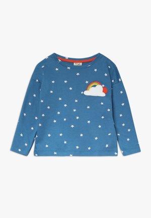 BETHANY BOXY - Pitkähihainen paita - steely blue