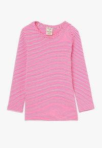 Frugi - MIA POINTELLE - T-shirt à manches longues - flamingo - 0