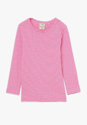 MIA POINTELLE - Pitkähihainen paita - flamingo
