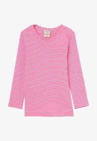 Frugi - MIA POINTELLE - Long sleeved top - flamingo - 2