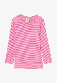 Frugi - MIA POINTELLE - T-shirt à manches longues - flamingo - 2