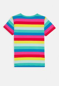 Frugi - EVERYTHING RAINBOW - Print T-shirt - flamingo/multi