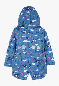 Frugi - EXPLORER WATERPROOF COAT - Waterproof jacket - sail blue - 1