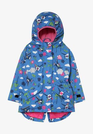 EXPLORER WATERPROOF COAT - Vodotěsná bunda - sail blue