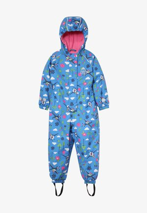 EXPLORER WATERPROOF ALL IN ONE - Snowsuit - sail blue fly high