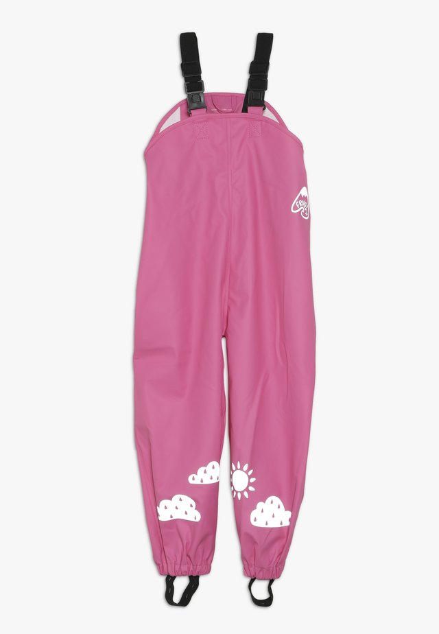 PUDDLE BUSTER TROUSERS - Regenhose - flamingo