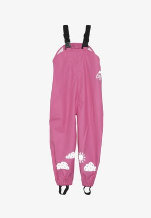 PUDDLE BUSTER TROUSERS - Lacláče - flamingo