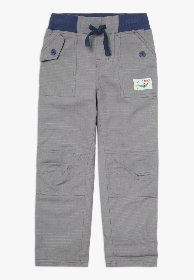 ADVENTURE ROLL UPS - Cargohose - slate grey