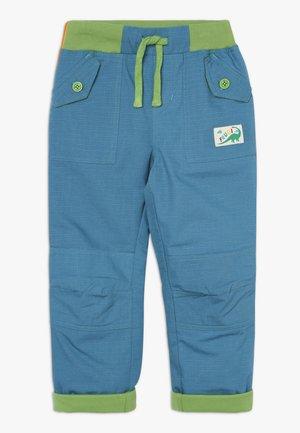 ADVENTURE ROLL UPS - Pantalon cargo - steely blue