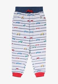 Frugi - PRINTED SNUG - Teplákové kalhoty - grey - 2