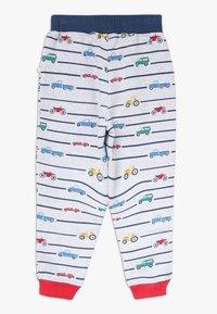 Frugi - PRINTED SNUG - Teplákové kalhoty - grey - 1