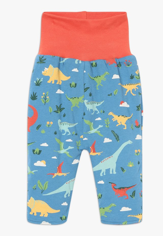 RORY REVERSIBLE PULL UPS BABY - Stoffhose - blue