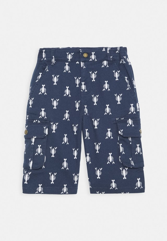 EXPLORER - Shorts - indigo