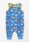 Frugi - KNEEPATCH DUNGAREE BABY - Jumpsuit - blue