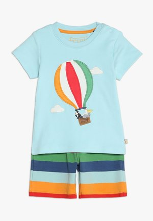 LITTLE PERRAN BABY - Pyžamová sada - tidal blue
