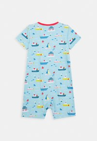 Frugi - REED ROMPER OVERALL BOATS - Sleep suit - sail the seas - 1