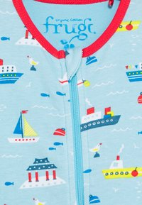 Frugi - REED ROMPER OVERALL BOATS - Sleep suit - sail the seas - 2