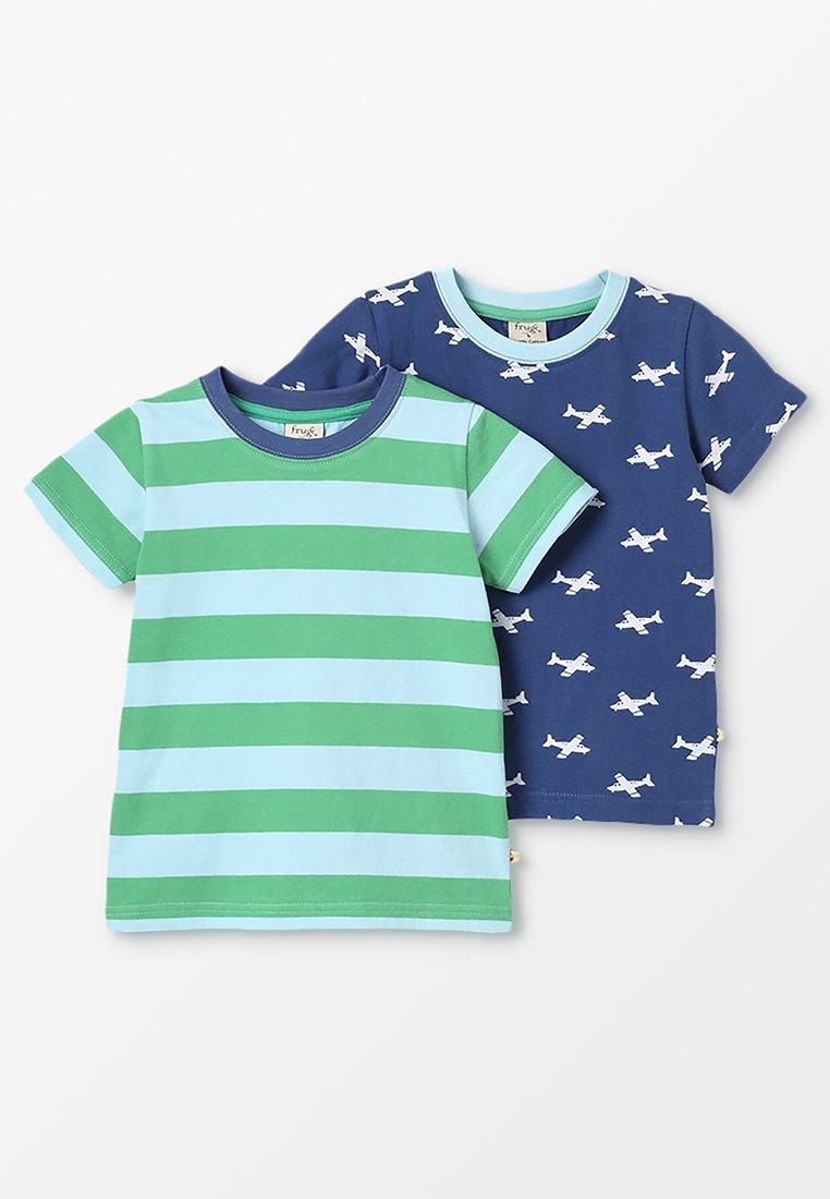Frugi - KIDS TRESCO 2 PACK - T-Shirt print - take off