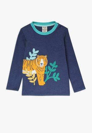 ADVENTURE APPLIQUE - T-shirt à manches longues - space blue