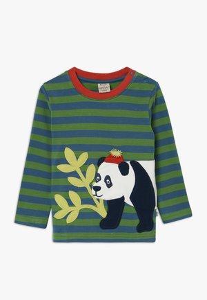 DISCOVERY APPLIQUE - T-shirt à manches longues - meadow