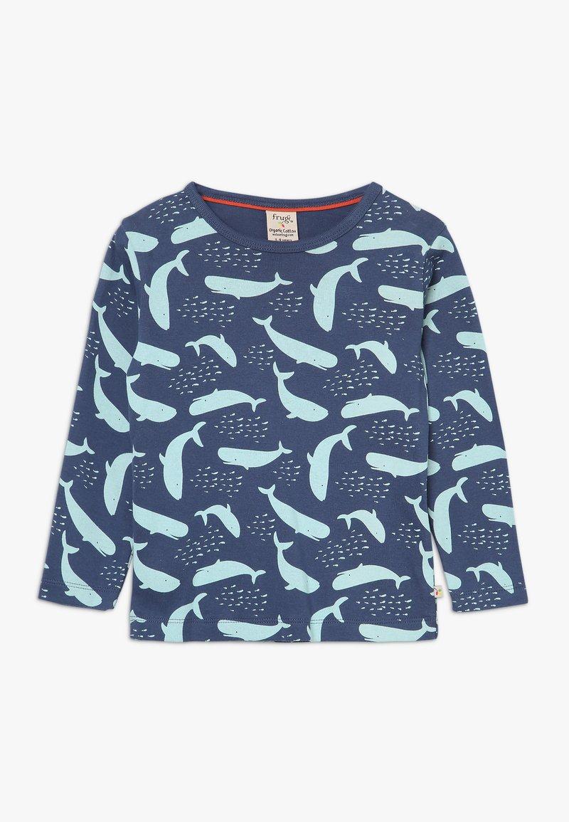 Frugi - RADLEY - Långärmad tröja - dark blue
