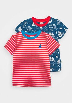 TRESCO SAILING 2 Pack - T-shirt print - multi-coloured