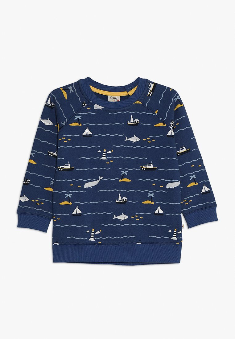 Frugi - KIDS REX JUMPER - Sweatshirt - island hopping