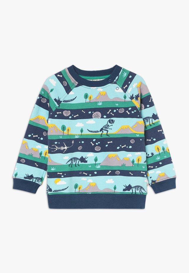 REX JUMPER - Sweatshirt - blue