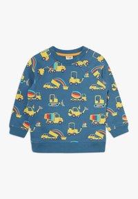 Frugi - BRUSHBACK REX JUMPER DIGGER - Sweater - dark blue - 0
