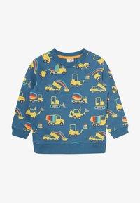 Frugi - BRUSHBACK REX JUMPER DIGGER - Sweater - dark blue - 2