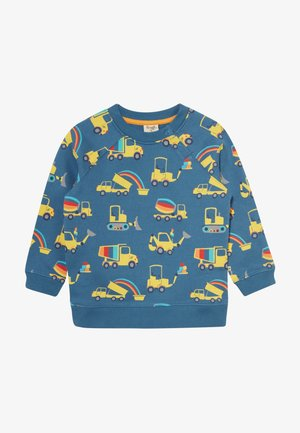 BRUSHBACK REX JUMPER DIGGER - Bluza - dark blue