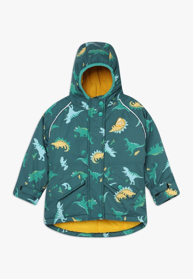 Frugi - EXPLORER WATERPROOF COAT - Waterproof jacket - dark green