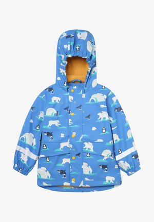 PUDDLE BUSTER COAT - Veste imperméable - blue