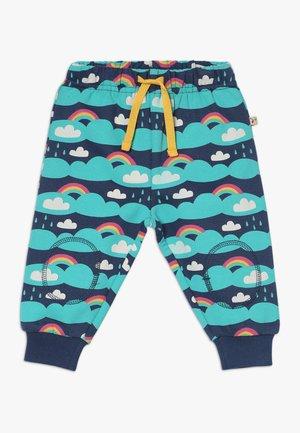 SNUGGLE CRAWLERS BABY - Kangashousut - blue