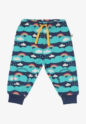 SNUGGLE CRAWLERS BABY - Pantaloni - blue