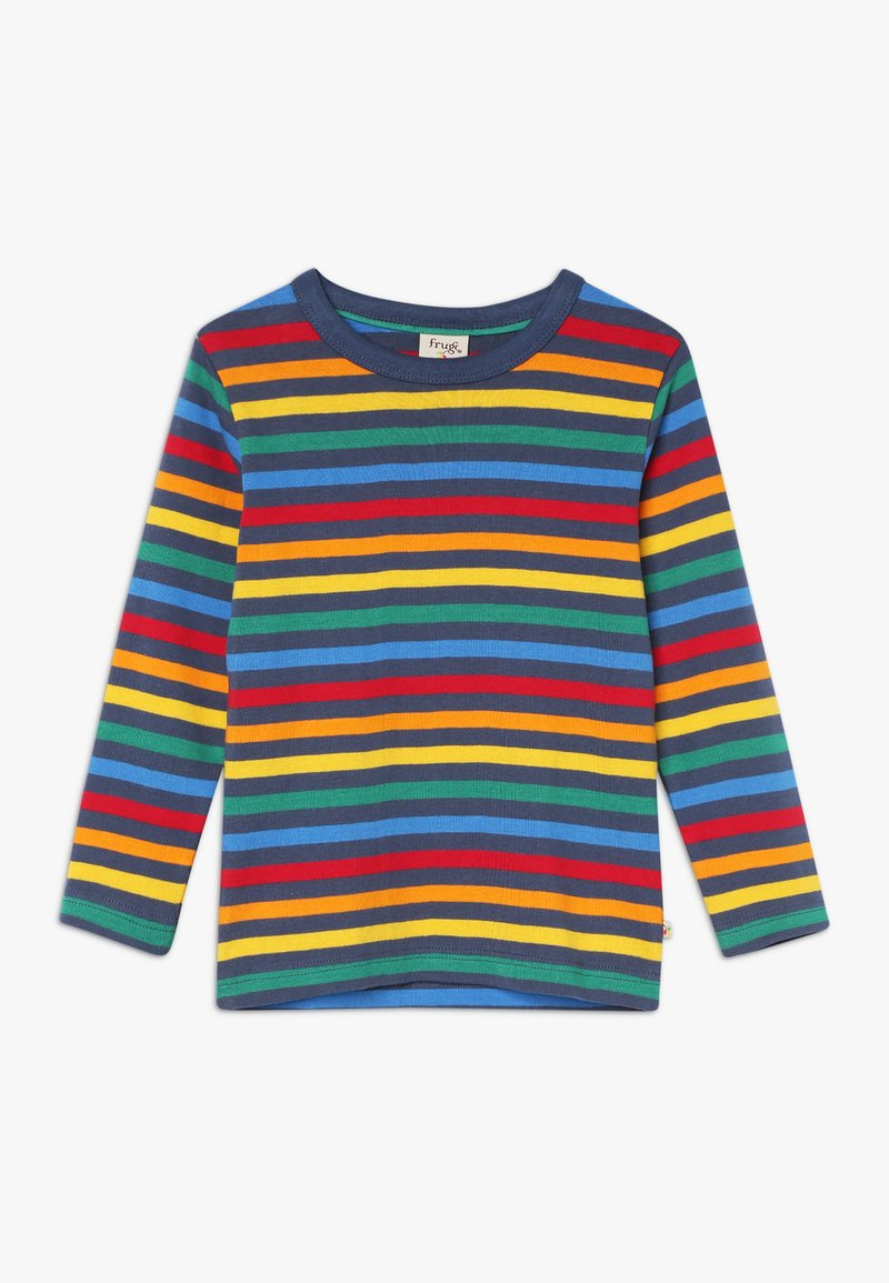 Frugi - FAVOURITE LONG SLEEVE TEE - Long sleeved top - rainbow