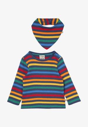 FAVOURITE LONG SLEEVE TEE BABY - Pitkähihainen paita - rainbow