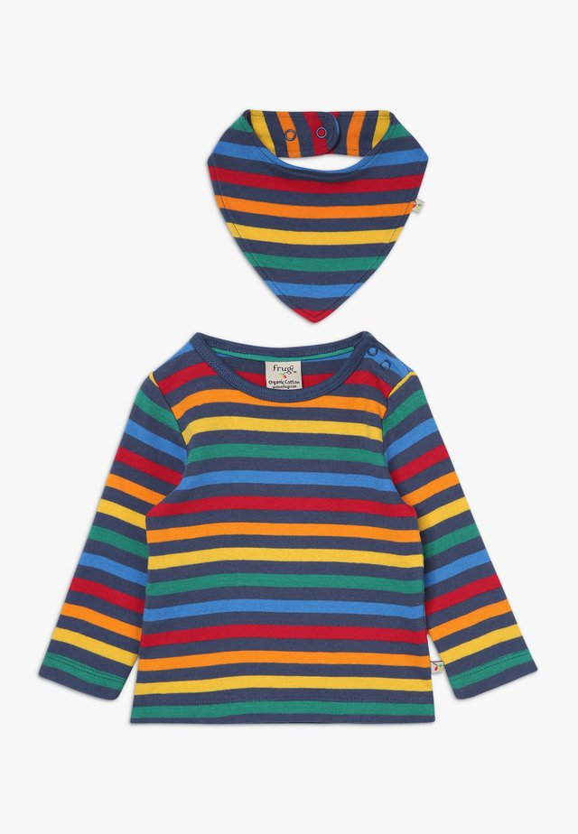 FAVOURITE LONG SLEEVE TEE BABY - Long sleeved top - rainbow