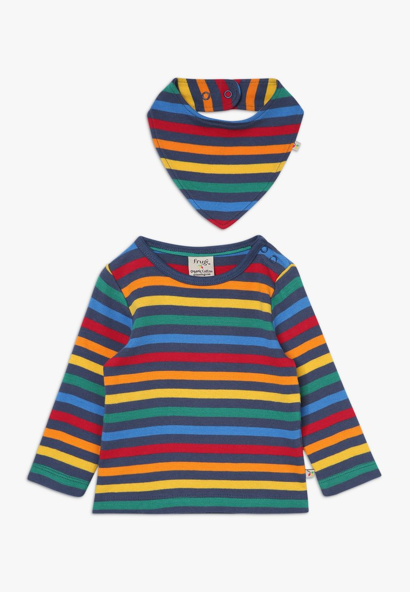 Frugi - FAVOURITE LONG SLEEVE TEE BABY - Camiseta de manga larga - rainbow