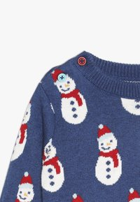 Frugi - JOLLY JUMPER BABY - Strickpullover - space blue - 3