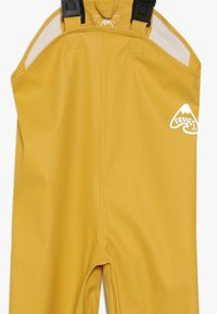 Frugi - RECYCLED FABRIC WATERPROOF TROUSERS 3000HH - Kalhoty - yellow - 3