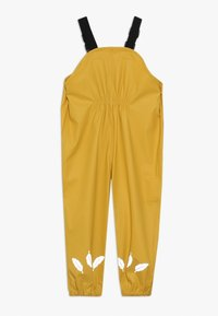 Frugi - RECYCLED FABRIC WATERPROOF TROUSERS 3000HH - Kalhoty - yellow - 1