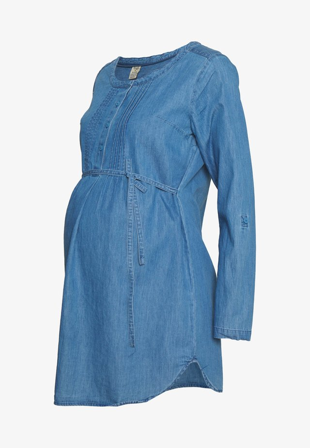 ROISIN TUNIC - Tunika - denim